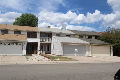 Laramie WY Single Family Home For Sale: $235,000