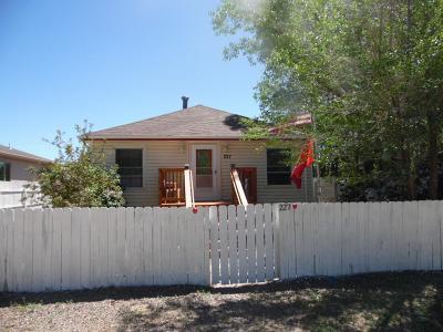 Laramie Single Family Home For Sale: 227 S Colorado Avenue