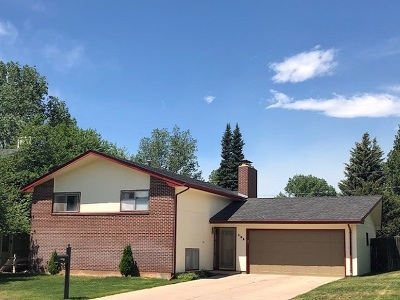 Laramie WY Single Family Home New: $269,000