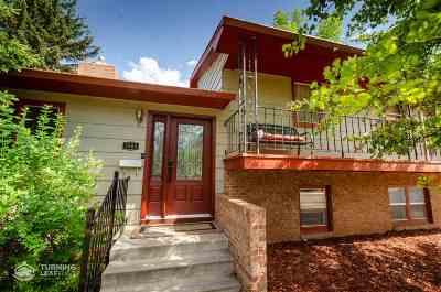 Laramie Single Family Home New: 1505 La Prele