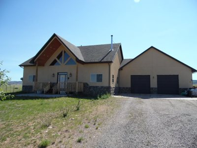 Laramie WY Single Family Home New: $850,000