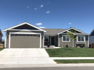 Cheyenne Single Family Home For Sale: 610 Peach
