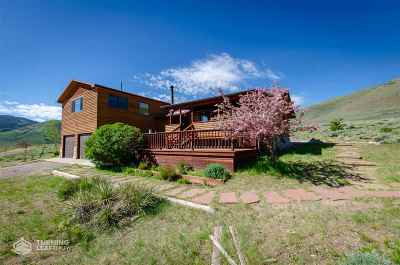 Laramie Single Family Home For Sale: 48 Meadow Acres Road