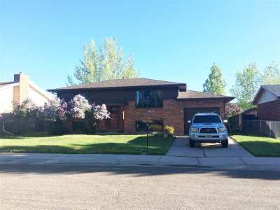 Laramie WY Single Family Home New: $250,000