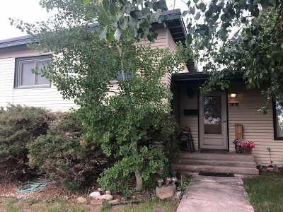 Laramie WY Single Family Home New: $189,900
