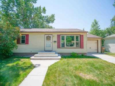 Laramie WY Single Family Home New: $219,000