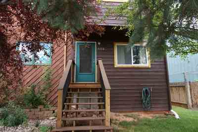 Laramie WY Single Family Home New: $168,500