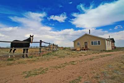 Laramie WY Single Family Home New: $270,000