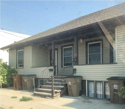 Laramie WY Multi Family Home For Sale: $297,500