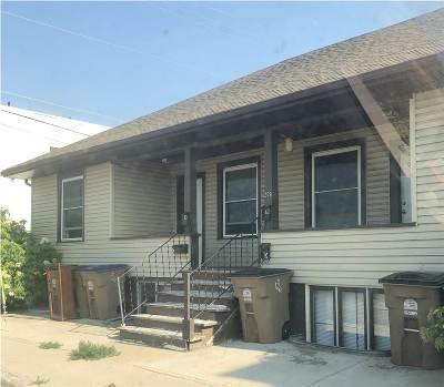 Laramie Multi Family Home For Sale: 208 Clark Street