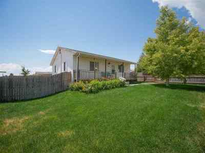 Laramie Single Family Home For Sale: 538 Fillmore