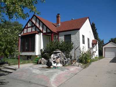 Laramie Single Family Home For Sale: 1309 Sheridan