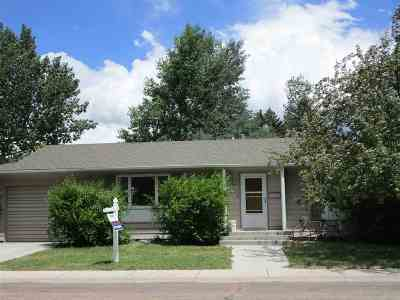 Laramie Single Family Home For Sale: 607 S 24th