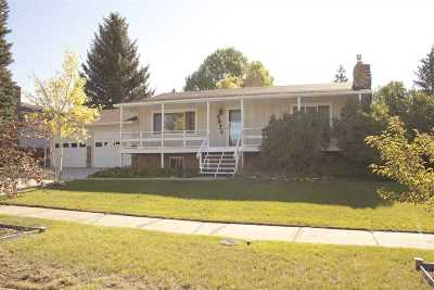 Laramie WY Single Family Home For Sale: $274,000
