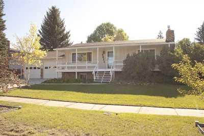 Laramie Single Family Home For Sale: 2071 N 15th