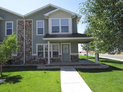 Laramie Single Family Home For Sale: 1704 Mercil Ct. #A