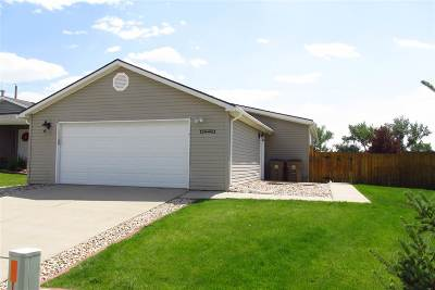 Laramie WY Single Family Home For Sale: $204,900