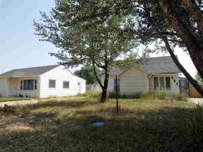 Medicine Bow WY Single Family Home New: $80,000