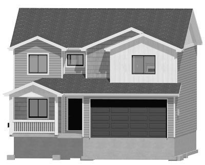 Laramie WY Single Family Home New: $338,665