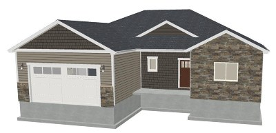 Laramie WY Single Family Home New: $297,585