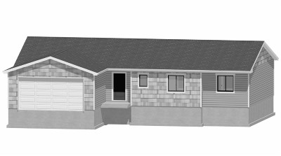 Laramie WY Single Family Home New: $299,590
