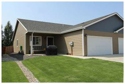 Laramie WY Single Family Home New: $198,500