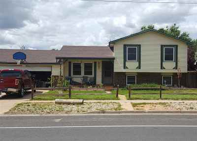 Laramie Single Family Home For Sale: 1478 N 22nd