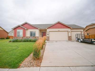 Laramie WY Single Family Home For Sale: $373,500