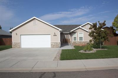 Laramie Single Family Home For Sale: 1858 Dillon