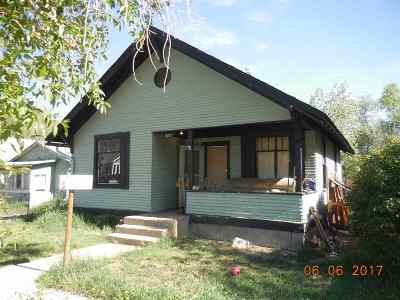 Laramie Multi Family Home For Sale: 613 E Bradley Street
