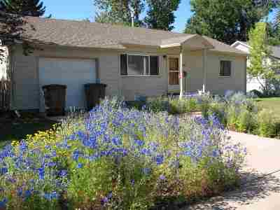 Laramie Single Family Home For Sale: 1608 Ord
