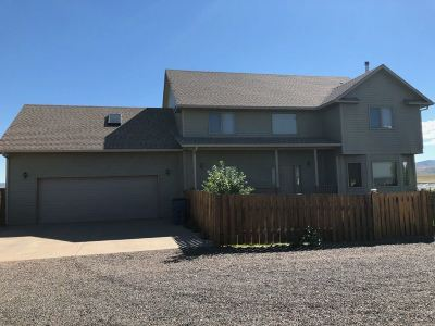Laramie Single Family Home For Sale: 150 Wind River Rd