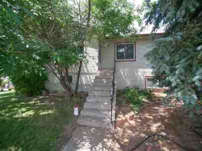 Laramie Single Family Home For Sale: 1201 Mill St.
