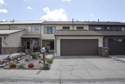 Laramie Single Family Home For Sale: 1720 Palmer