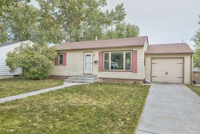 Laramie Single Family Home For Sale: 1406 Ord