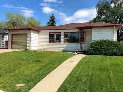 Laramie Single Family Home For Sale: 707 S 21st St