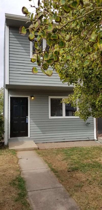 Laramie Single Family Home New: 1370 North 18th