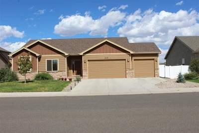 Laramie Single Family Home New: 4115 Cliff Street