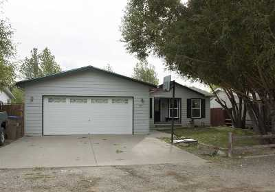 Laramie Single Family Home New: 169 N Johnson