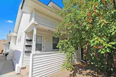Laramie Multi Family Home Price Change: 264 N 4th Street