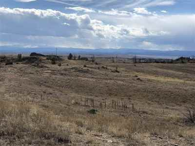 Laramie WY Residential Lots & Land For Sale: $130,000