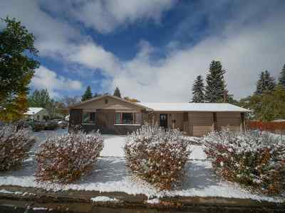 Laramie WY Single Family Home New: $279,900