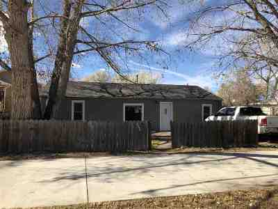 Laramie Single Family Home For Sale: 222 S Colorado Avenue