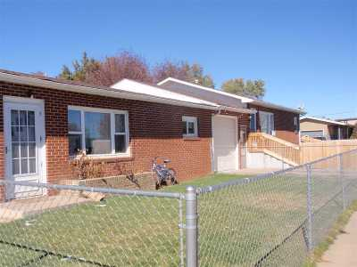 Laramie Single Family Home For Sale: 2254 N 9th