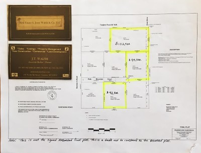 Residential Lots & Land For Sale: Lot 2 Targhee