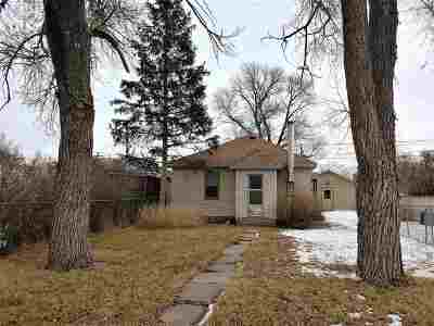 Laramie WY Single Family Home For Sale: $110,000