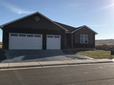 Laramie Single Family Home For Sale: 4313 Mojave