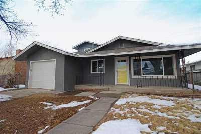 Laramie Single Family Home New: 1109 Fetterman Drive