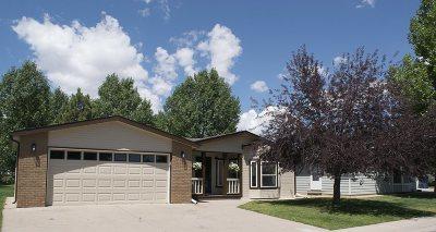 Laramie Single Family Home New: 530 Beaufort Street #5