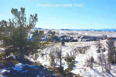 Residential Lots & Land For Sale: Tbd West Vedauwoo Road